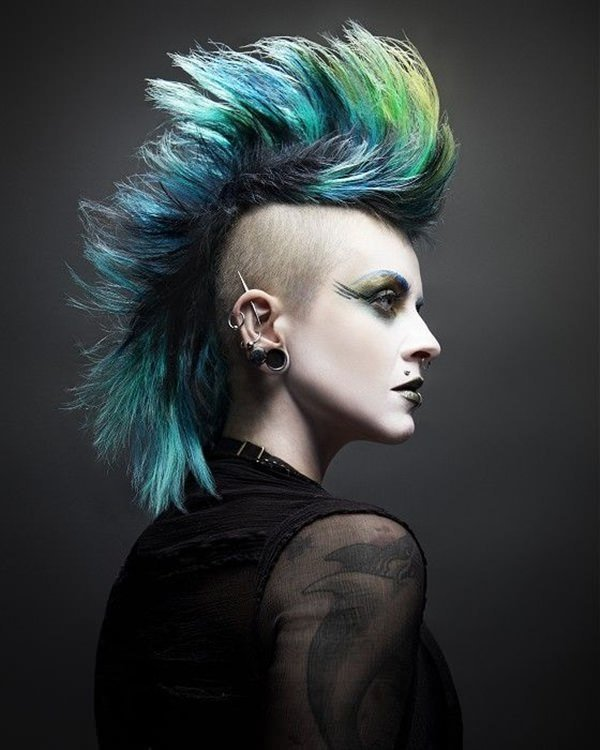 New 50 Shaved Hairstyles That Will Make You Look Like A Badass Ideas With Pictures