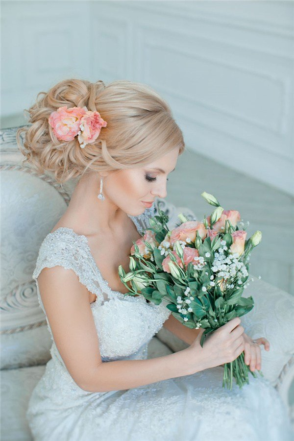 New 20 Most Beautiful Updo Wedding Hairstyles To Inspire You Ideas With Pictures