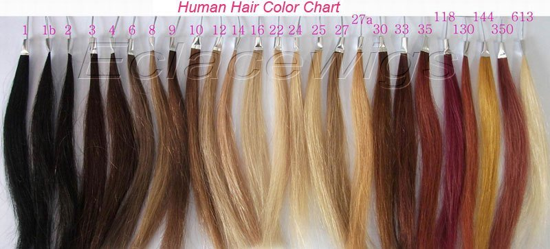 New Human Hair Color Chart Hair Color Chart Ideas With Pictures
