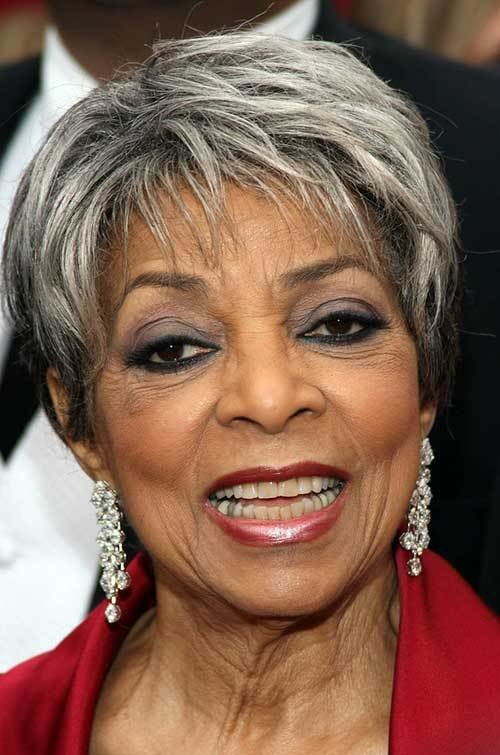 New 10 Short Hairstyles For Black Women Over 50 Short Ideas With Pictures