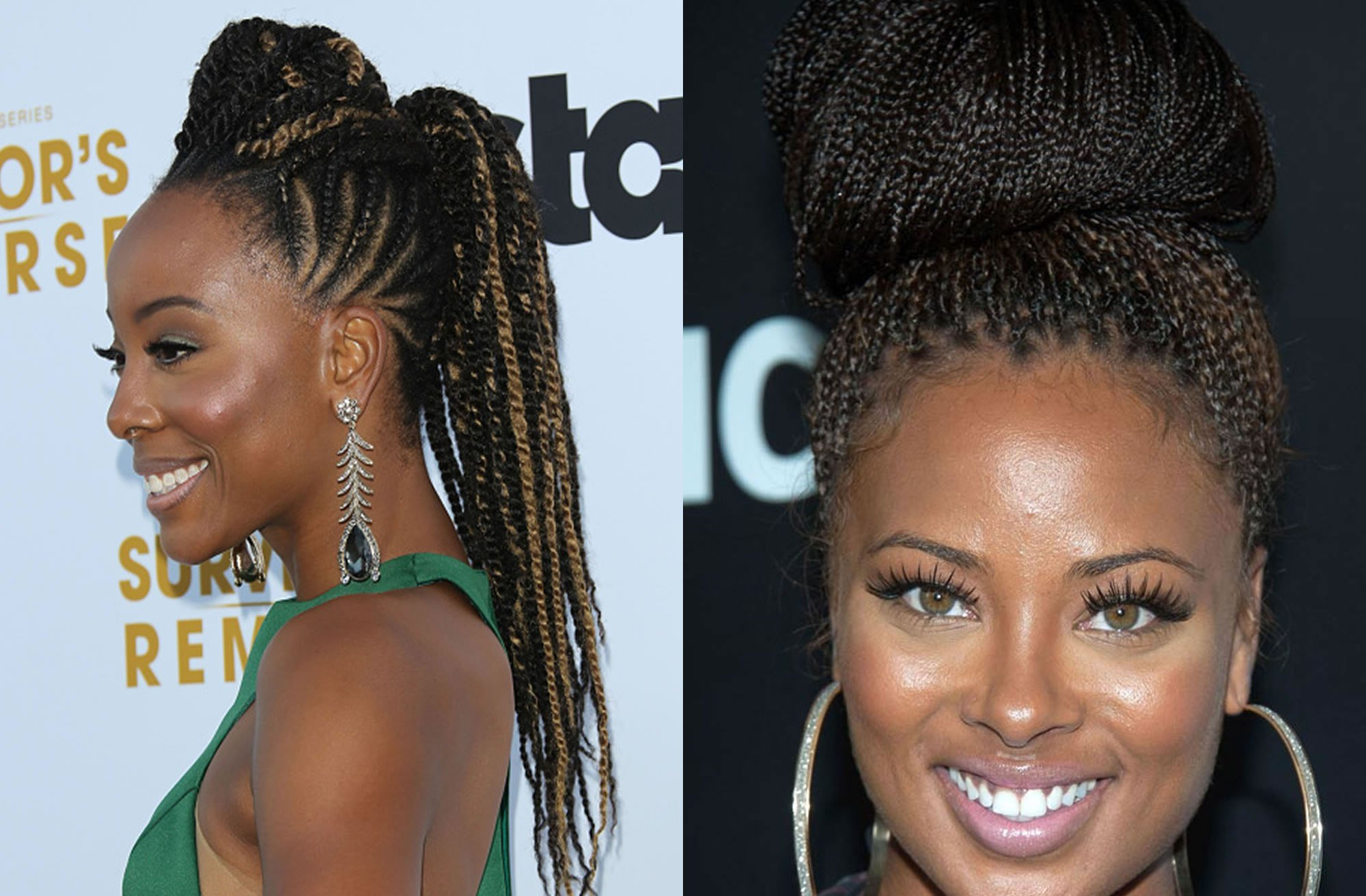New Best 30 Braided Hairstyles For Black Women 2018 2019 Ideas With Pictures