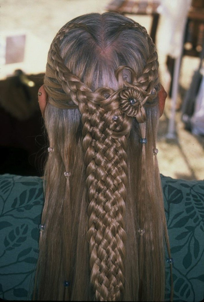 New 1001 Ideas For Stunning Medieval And Renaissance Hairstyles Ideas With Pictures