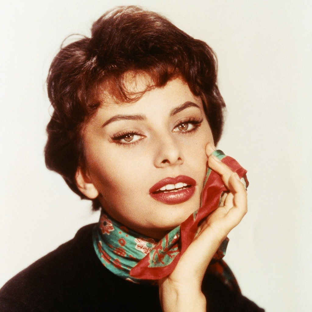 New 1950 Sophia Loren Hairstyle Bakuland Women Man Ideas With Pictures