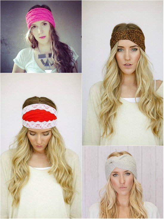 New Headband And Hair Extensions For Short Hair Can Make Ideas With Pictures