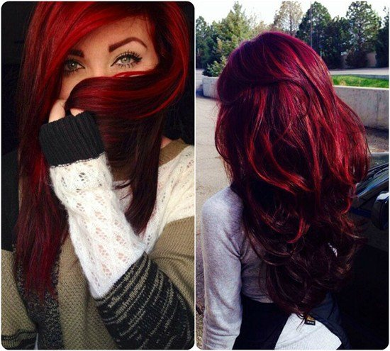 New Trending Red Hair Looks And Ideas With 613A Hair Ideas With Pictures