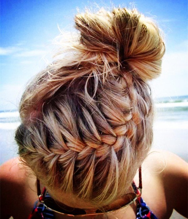 New French Braided Hairstyles Vpfashion Ideas With Pictures