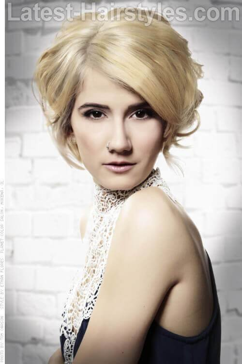 New Our 24 Favorite Wedding Hairstyles For Short Hair Ideas With Pictures
