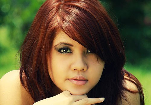 New 26 Fancy Red Hair Color Shades Creativefan Ideas With Pictures