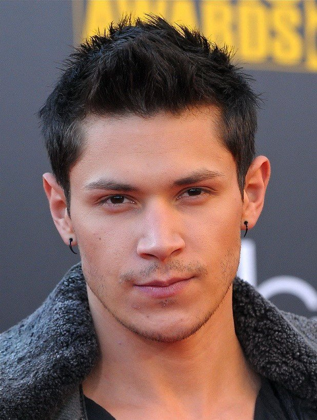 New 2012 Celebrity Hairstyles For Men Ideas With Pictures