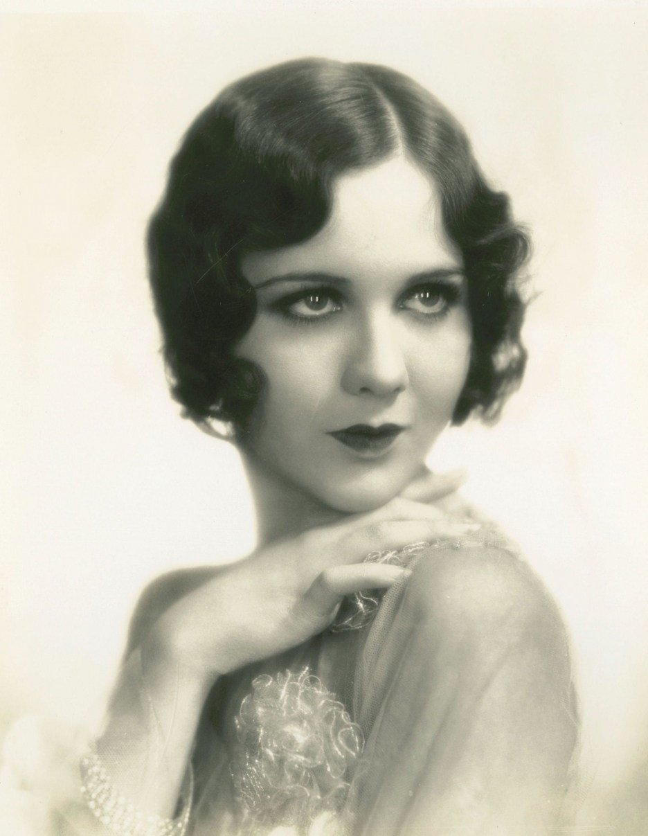 New Marcel Waves And Finger Waves Hairstyles Of The 1920S Ideas With Pictures