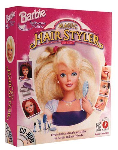 New Barbie Magic Hair Styler 1997 10 01 18 22 Ideas With Pictures Original 1024 x 768