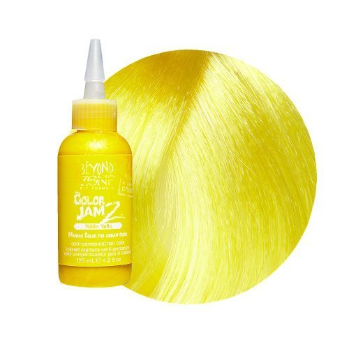 New Yellow Hair Dye Color Wigs Extensions Other Products Ideas With Pictures