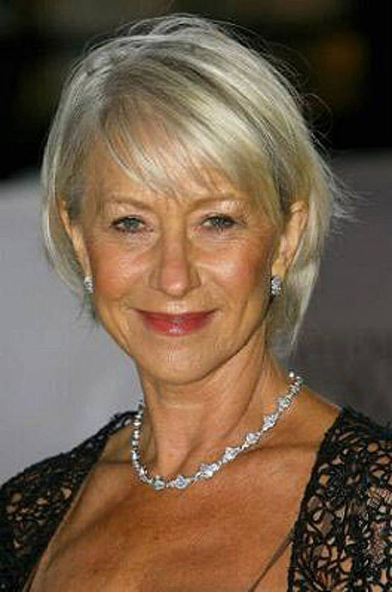 New Short Hairstyles For Women Over 50 With Fine Hair Fave Ideas With Pictures