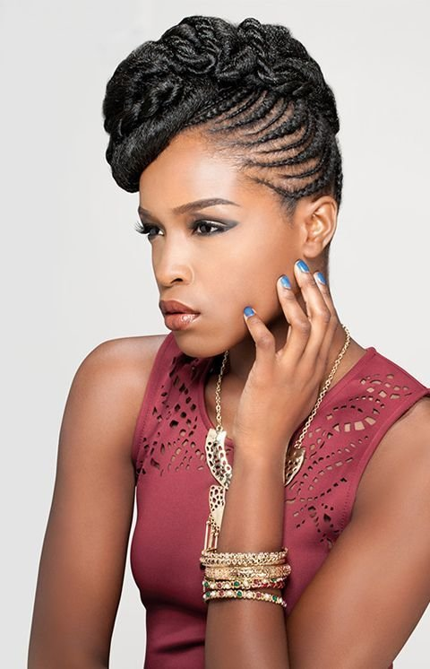 New Best African Braids Hairstyle You Can Try Now Fave Ideas With Pictures Original 1024 x 768