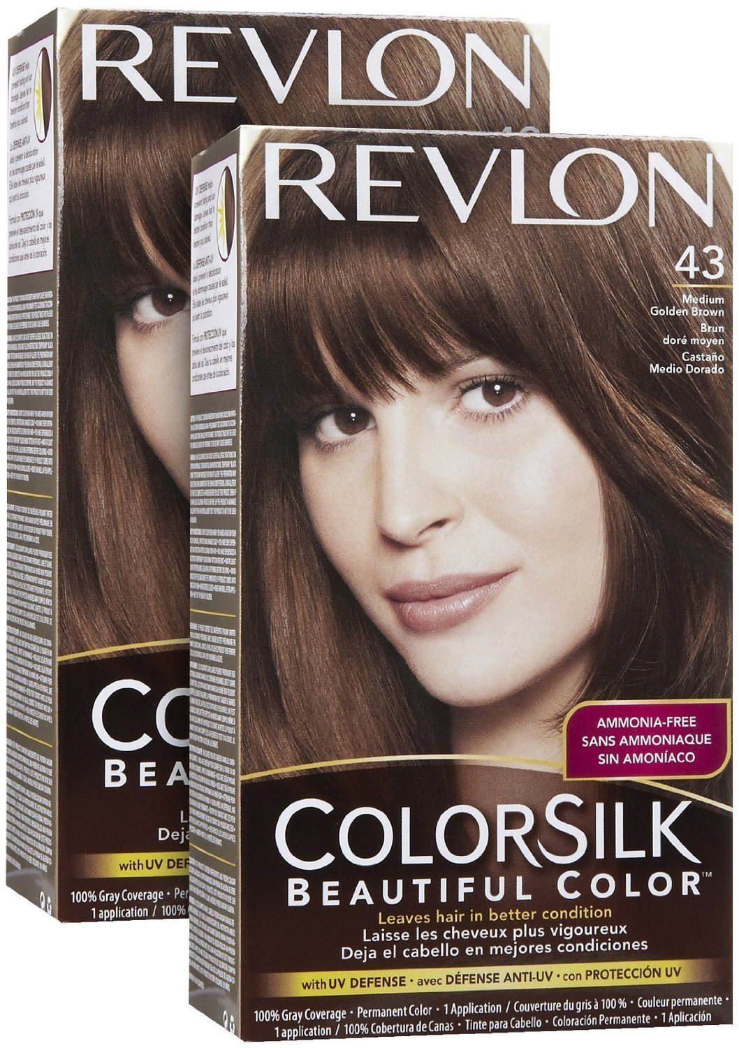 New Revlon Colorsilk With Uv Defense Hair Dye Review Ideas With Pictures