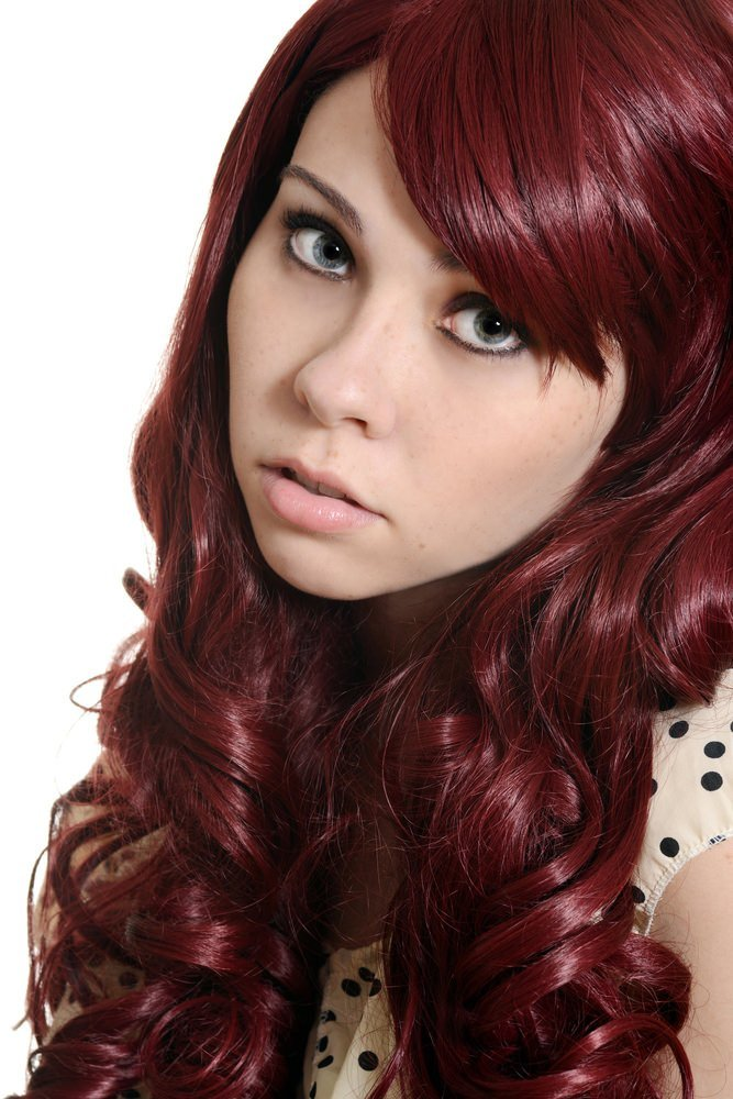 New 2016 Dark Red Hair Color Trends 2019 Haircuts Ideas With Pictures