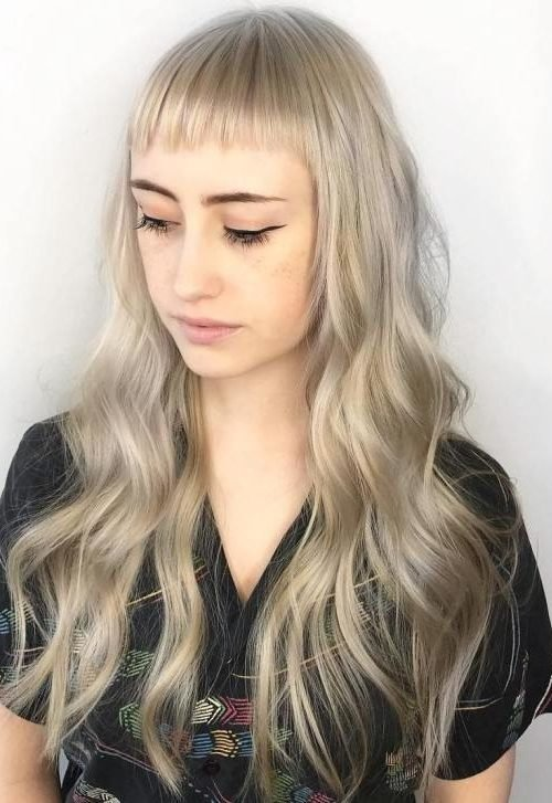 """New Short """"Baby"""" Bangs Hairstyles For 2019 2019 Haircuts Ideas With Pictures"""