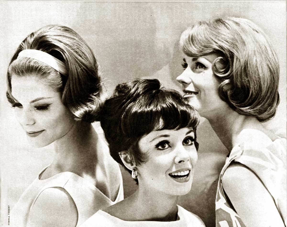 New 1960S Hairstyles – Six Popular Coiffures In 1962 Glamourdaze Ideas With Pictures
