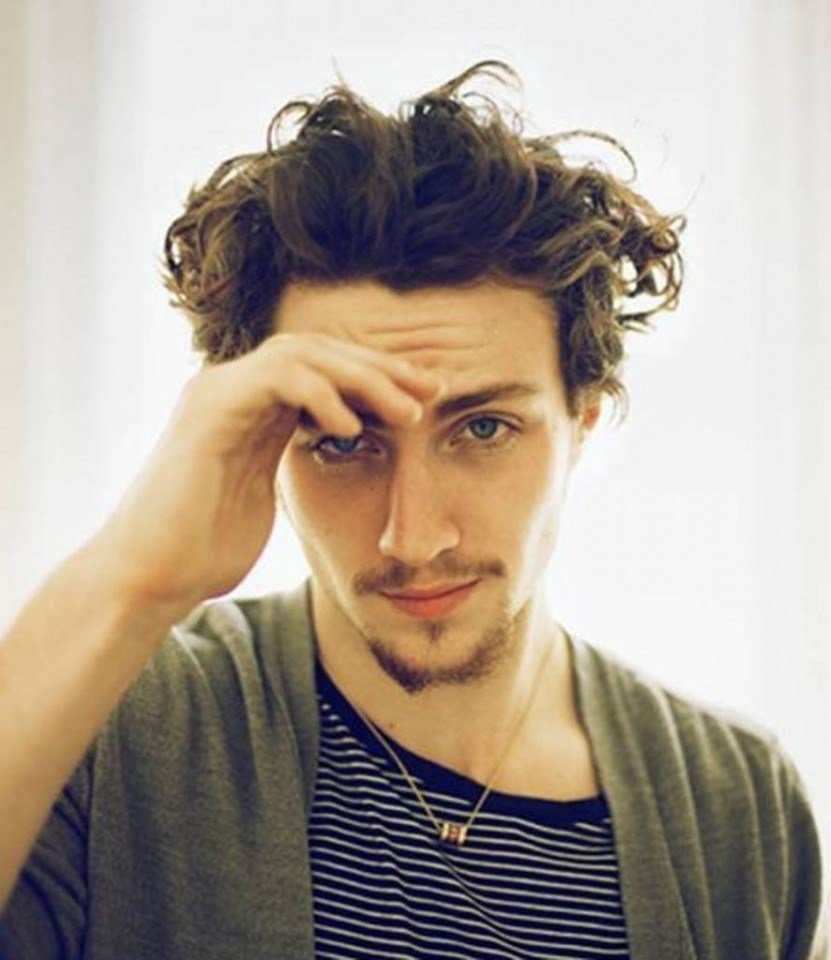 New 55 Men S Curly Hairstyle Ideas Photos Inspirations Ideas With Pictures