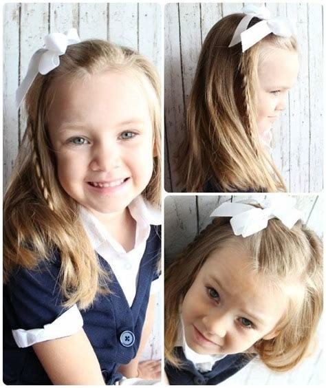 New 10 Easy Hairstyles For Girls Somewhat Simple Ideas With Pictures