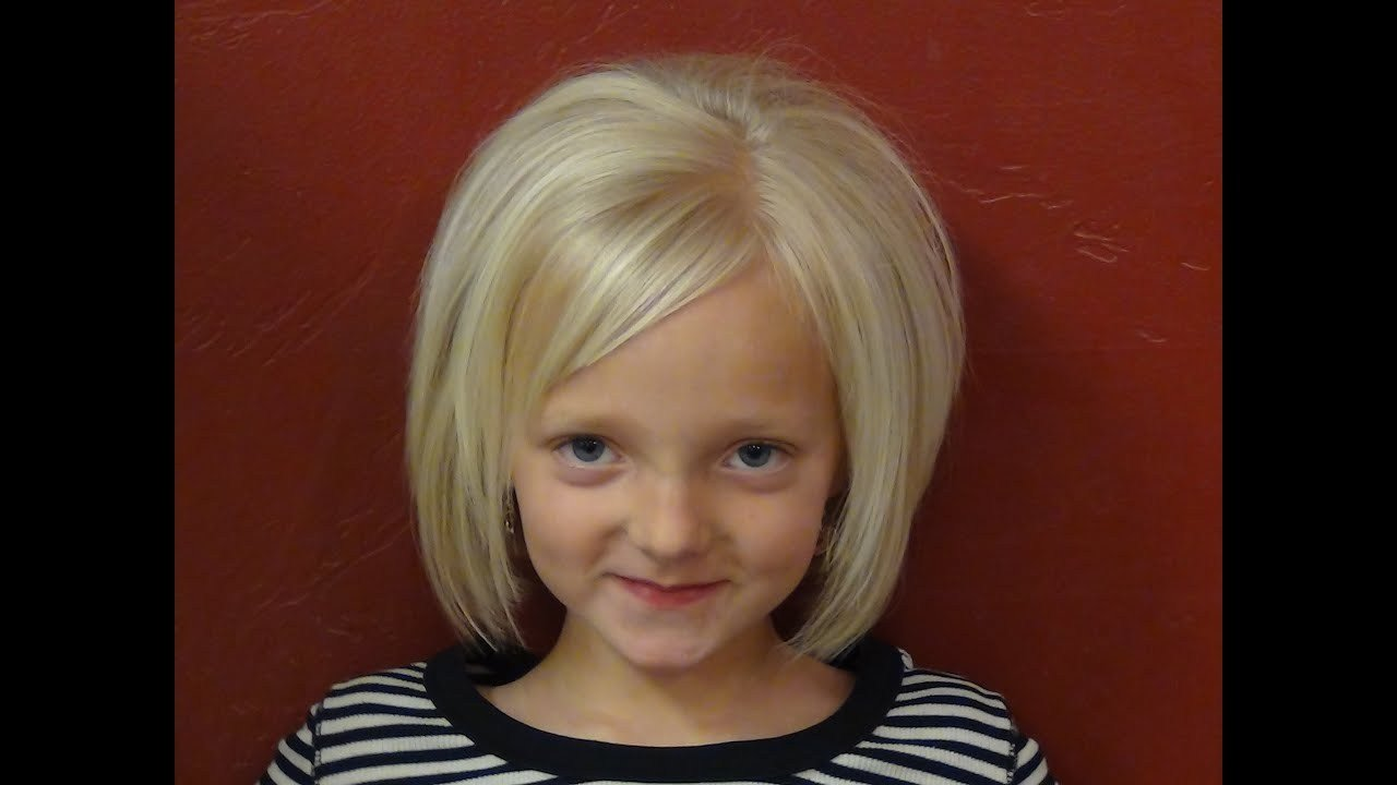 New Cut Short Hairstyles Into Little Girl S Hair Tutorial Ideas With Pictures
