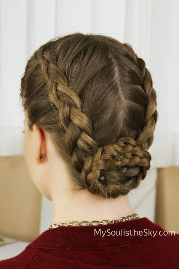 New Double Dutch Braided Bun Ideas With Pictures