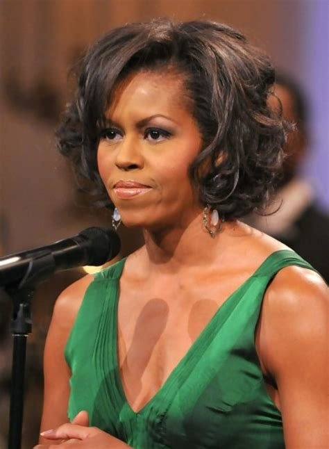 New Michelle Obama Hairstyles Celebrity Latest Hairstyles 2016 Ideas With Pictures