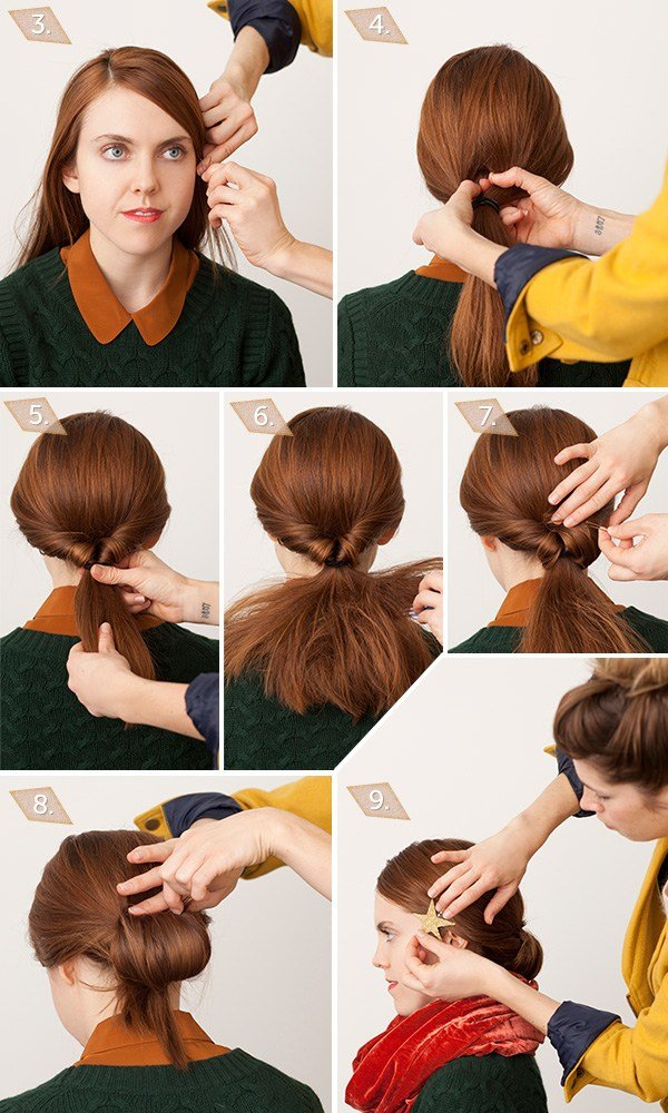 New Best Tressed Holiday Hair With Flair For The Medium Maned Ideas With Pictures