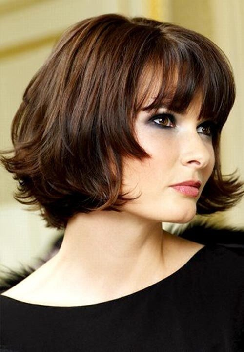 New 18 Short Hairstyles For Winter Most Flattering Haircuts Ideas With Pictures