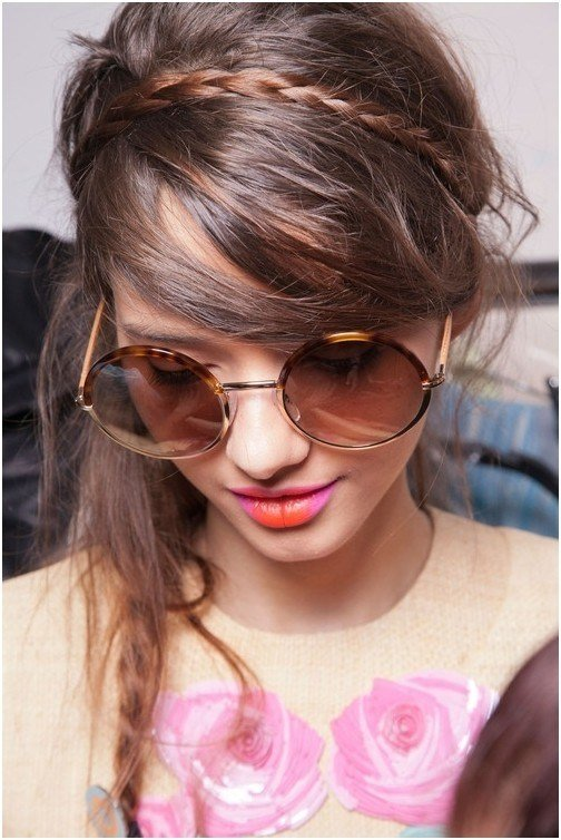 New 15 Cute Hairstyles With Braids Popular Haircuts Ideas With Pictures