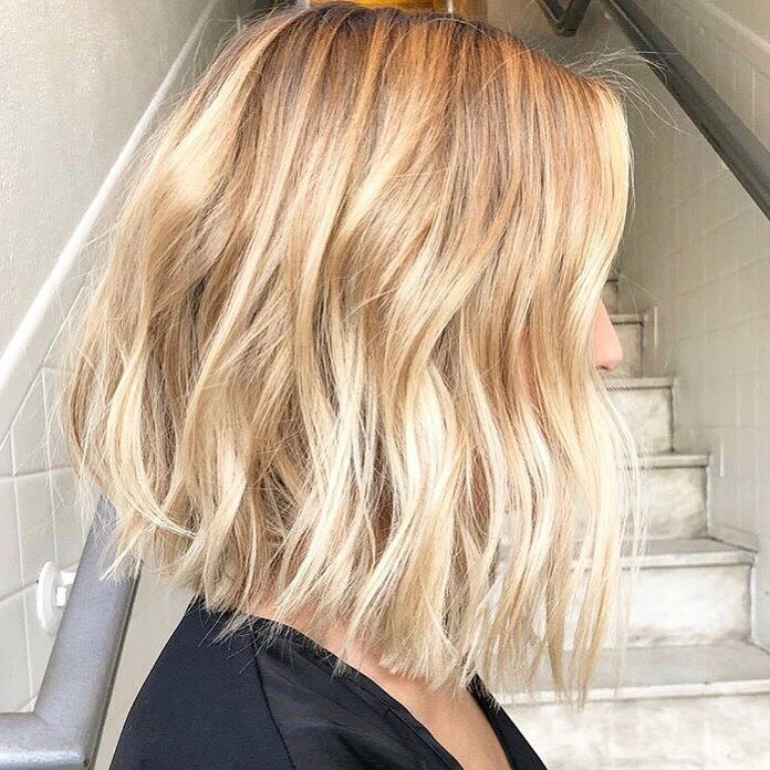 New 10 Trendy Choppy Lob Haircuts For Women Best Medium Hair Ideas With Pictures