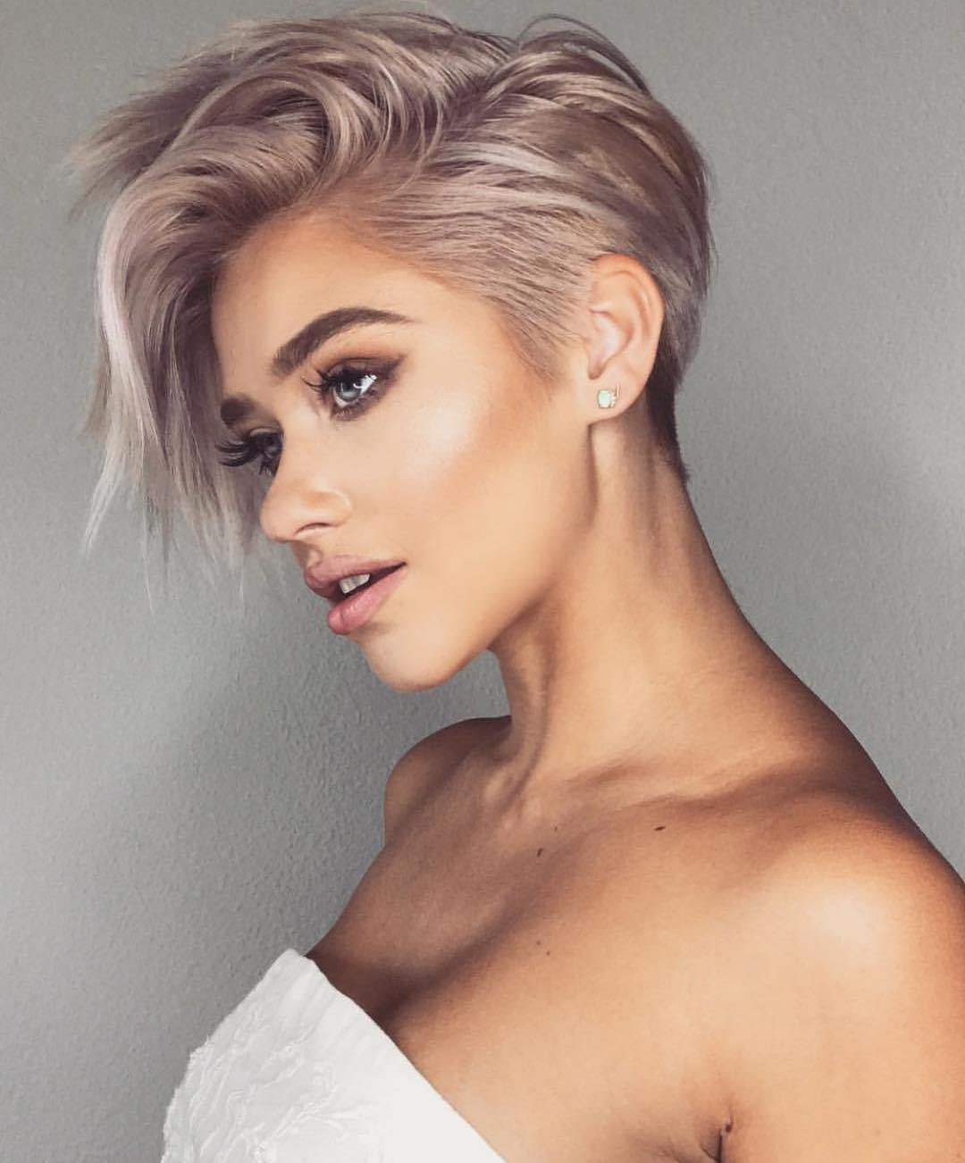 New 10 Trendy Very Short Haircuts For Female Cool Short Hair Ideas With Pictures
