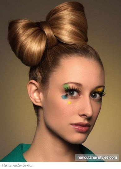 New Bow Hair Ideas With Pictures
