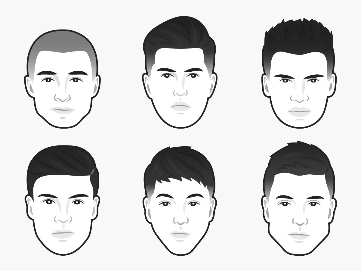 New Best Haircut For Every Face Shape Business Insider Ideas With Pictures