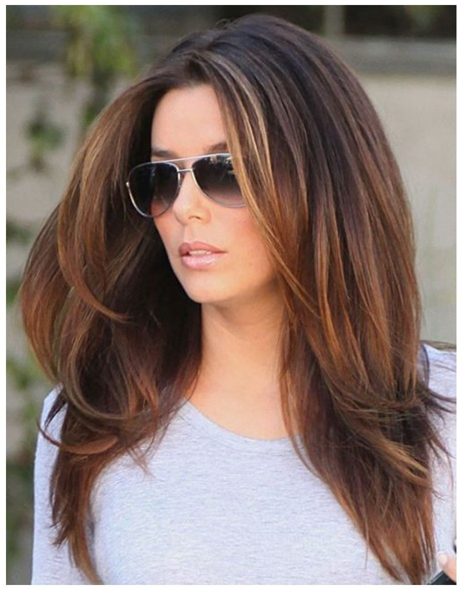 New Present Long Hairstyles Trends For Canadian Ladies Style Tips Ideas With Pictures