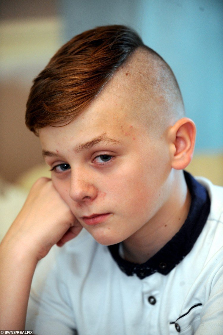 New 8 Hairstyles For 11 Year Old Boys Ideas With Pictures