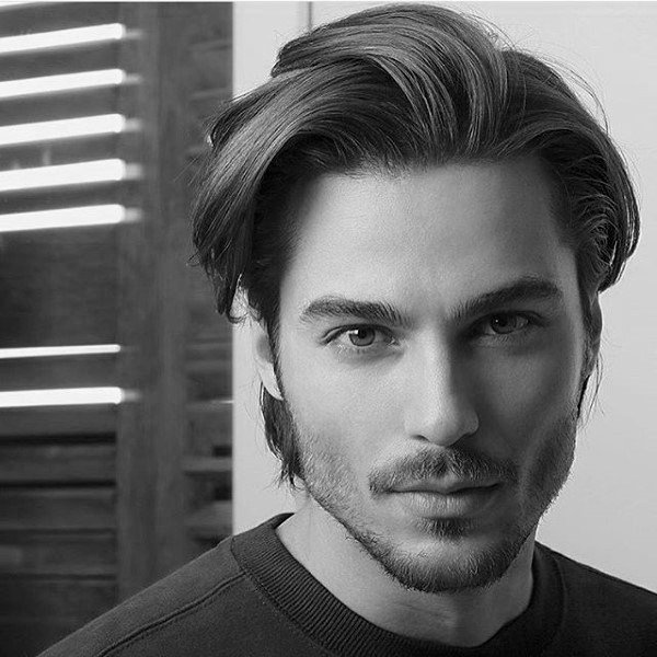 New Top 100 Best Medium Haircuts For Men Most Versatile Length Ideas With Pictures