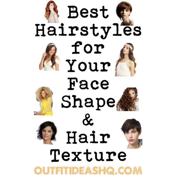 New Best Hairstyles For Your Face Shape And Hair Texture Outfit Ideas Hq Ideas With Pictures