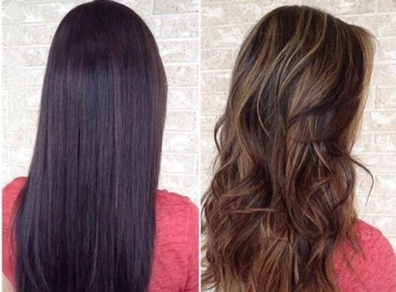 New How To Lighten Dark Hair Ideas With Pictures