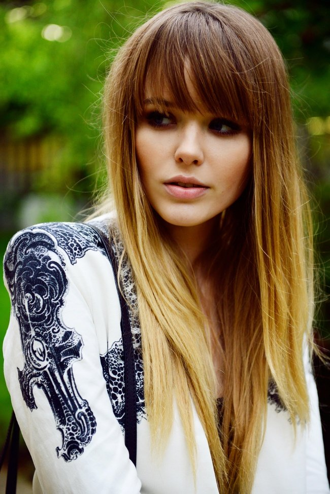 New Ombre Hair Ideas With Pictures