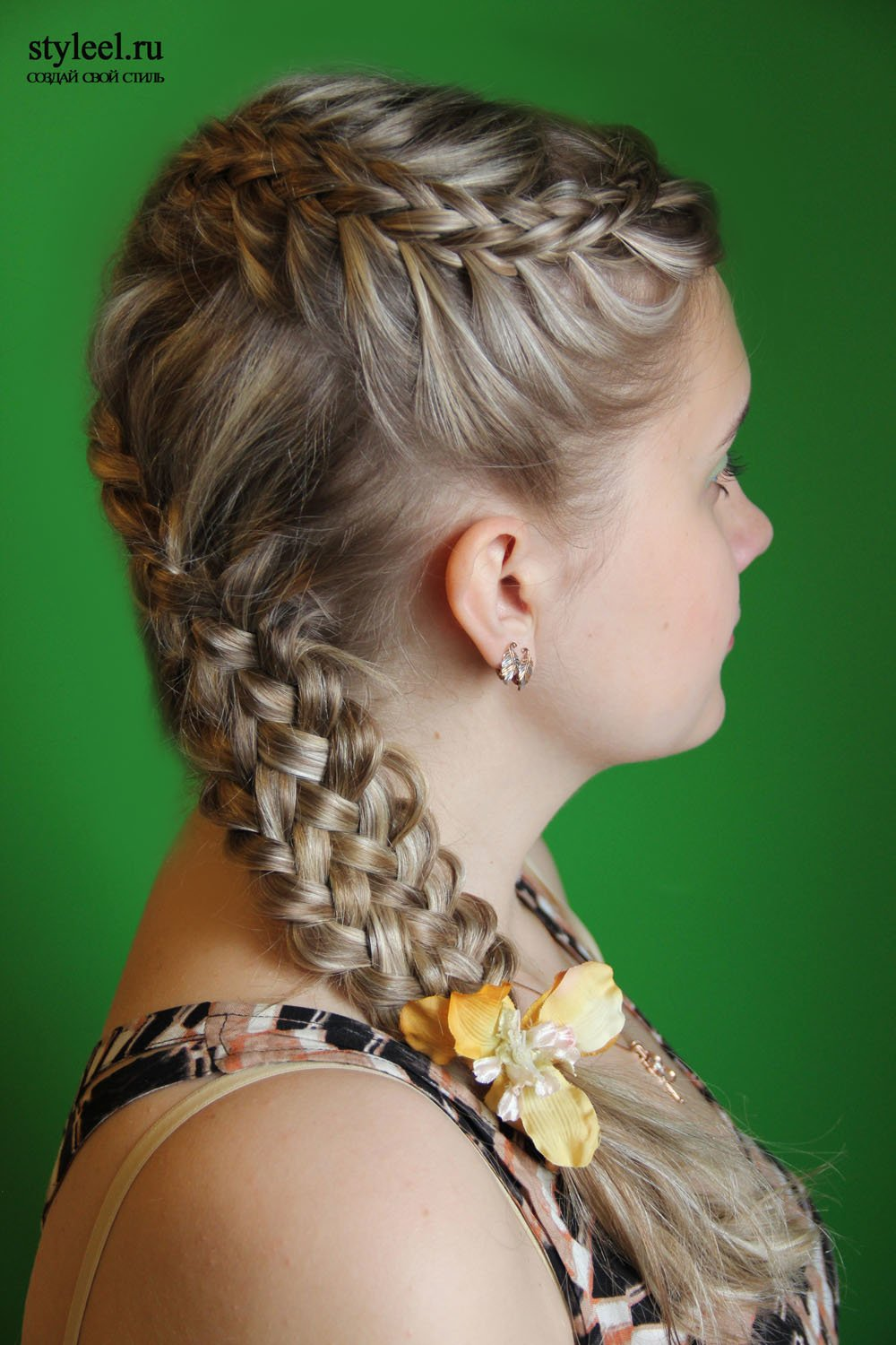 New Local Style Forty And One Braid Hairstyles Ideas With Pictures