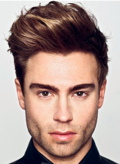 New Wavy Quiff Hairstyles For Men 2014 Mens Hairstyles Ideas With Pictures