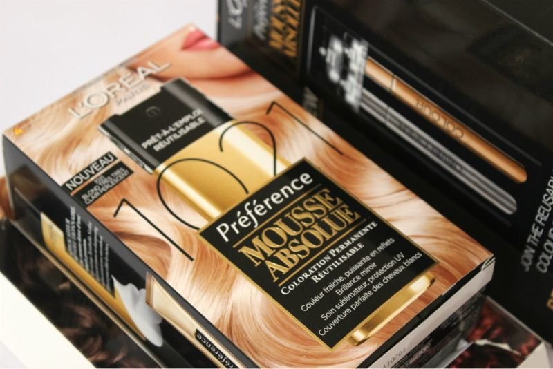New L Oreal Mousse Absolue Permanent Hair Colour Review The Ideas With Pictures