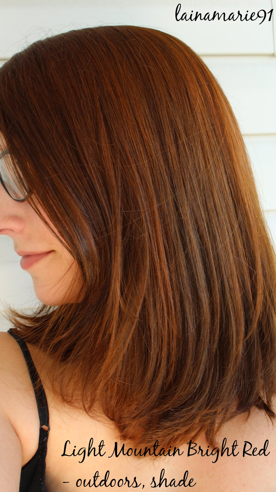 New Lainamarie91 Light Mountain Bright Red Henna Hair Dye Ideas With Pictures