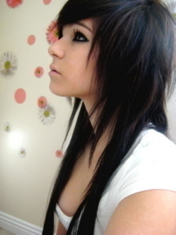 New 30 Groovy Emo Girl Hairstyles Slodive Ideas With Pictures