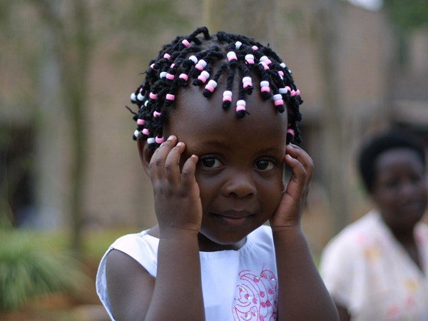 New 25 Lovely Black Kids Hairstyles Slodive Ideas With Pictures