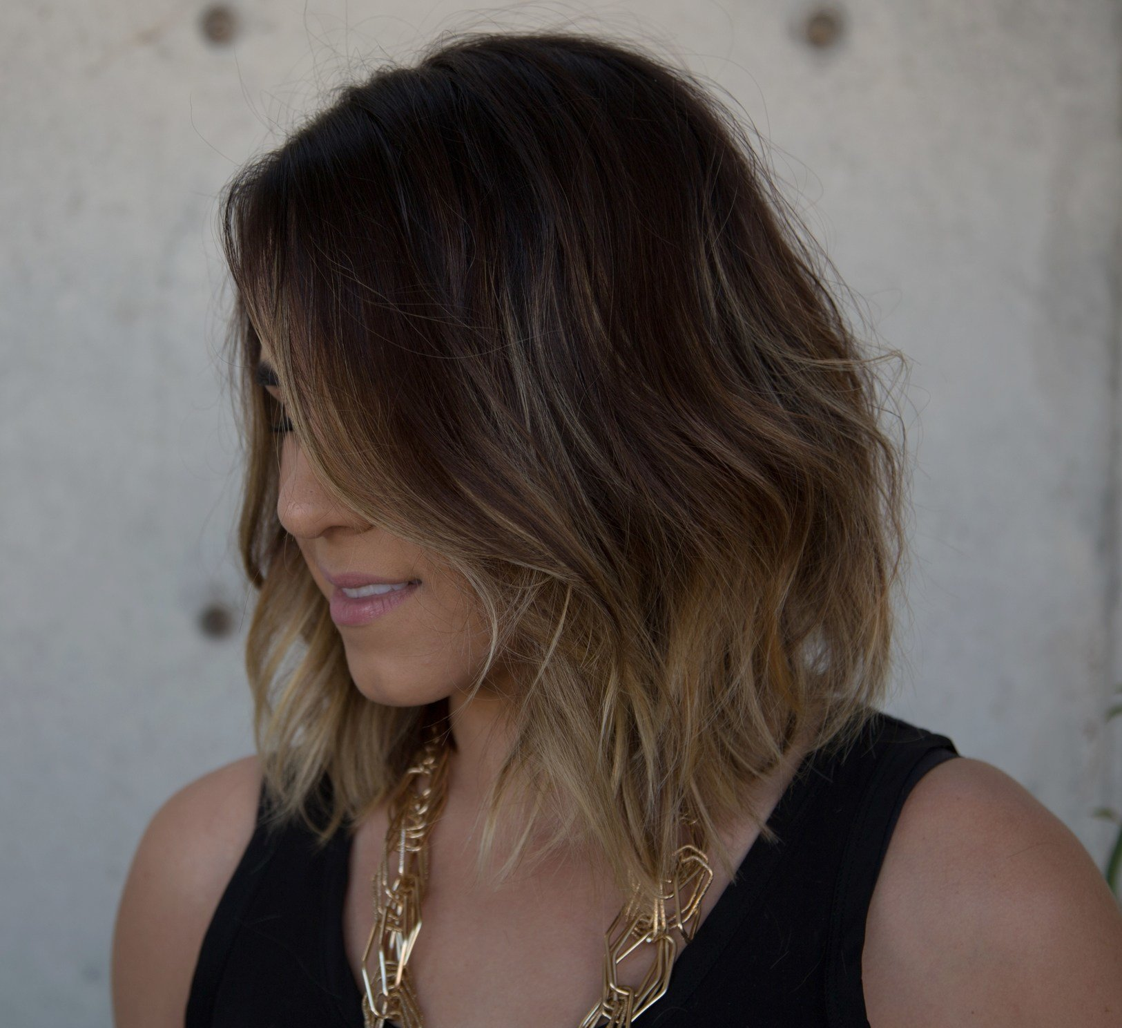 New Hair Cut Tutorial On The Long Bob — Confessions Of A Ideas With Pictures