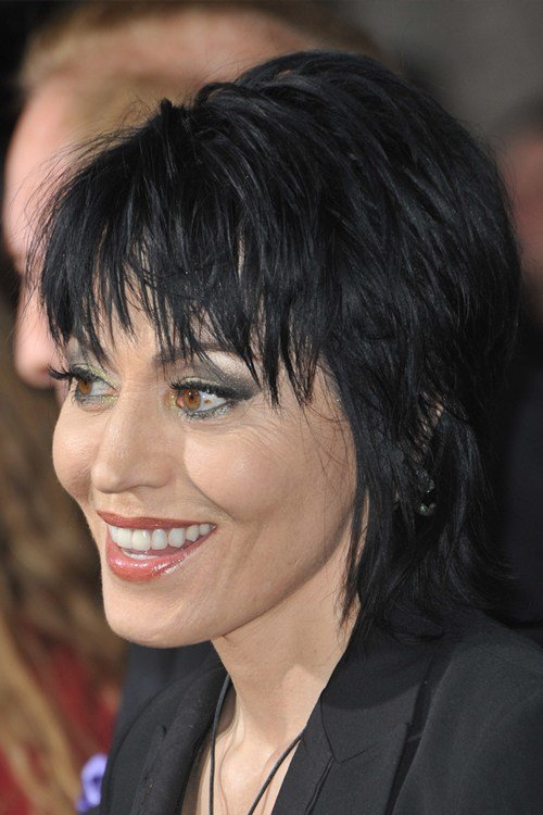 New Joan Jett S Hairstyles Hair Colors Steal Her Style Ideas With Pictures