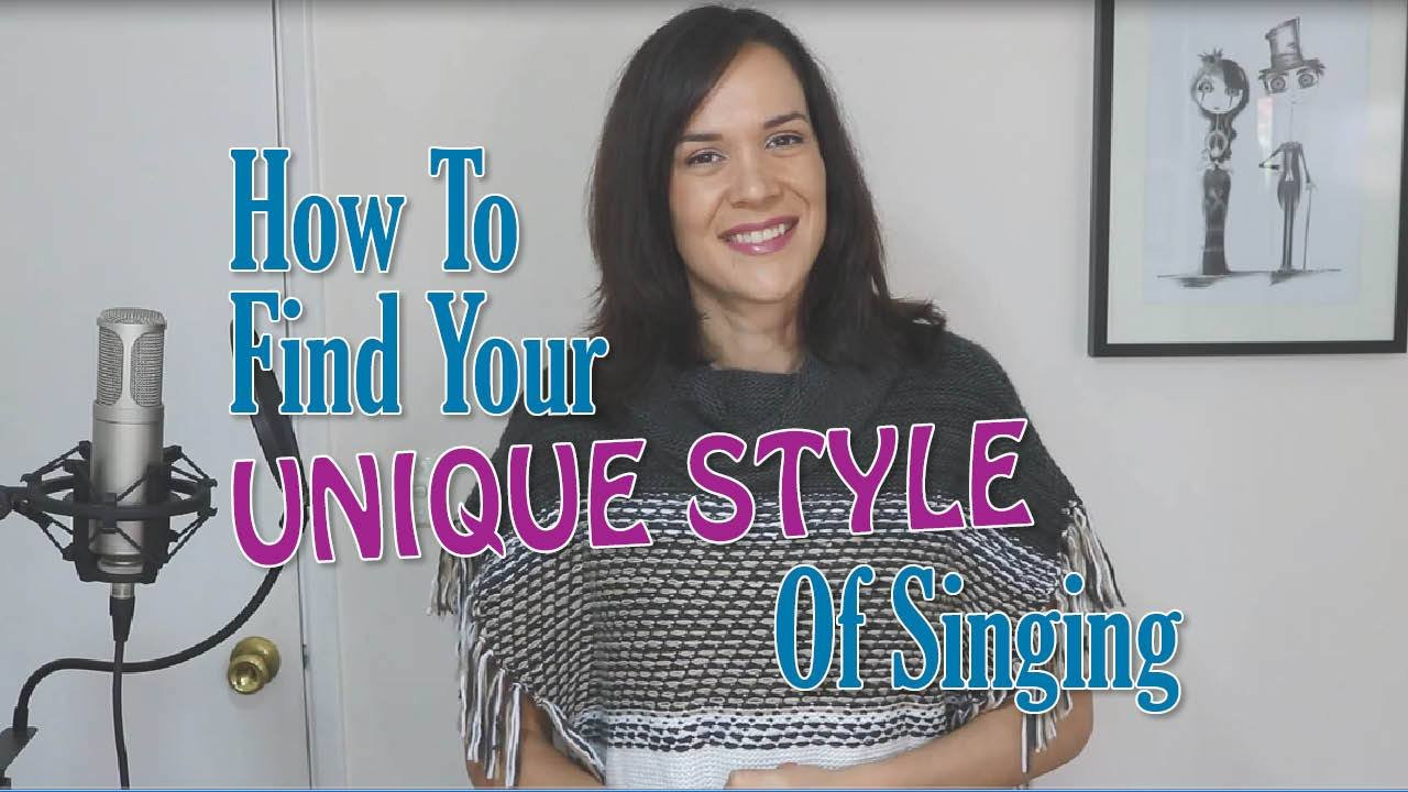 New How To Find Your Unique Style Of Singing Nicola Milan Ideas With Pictures