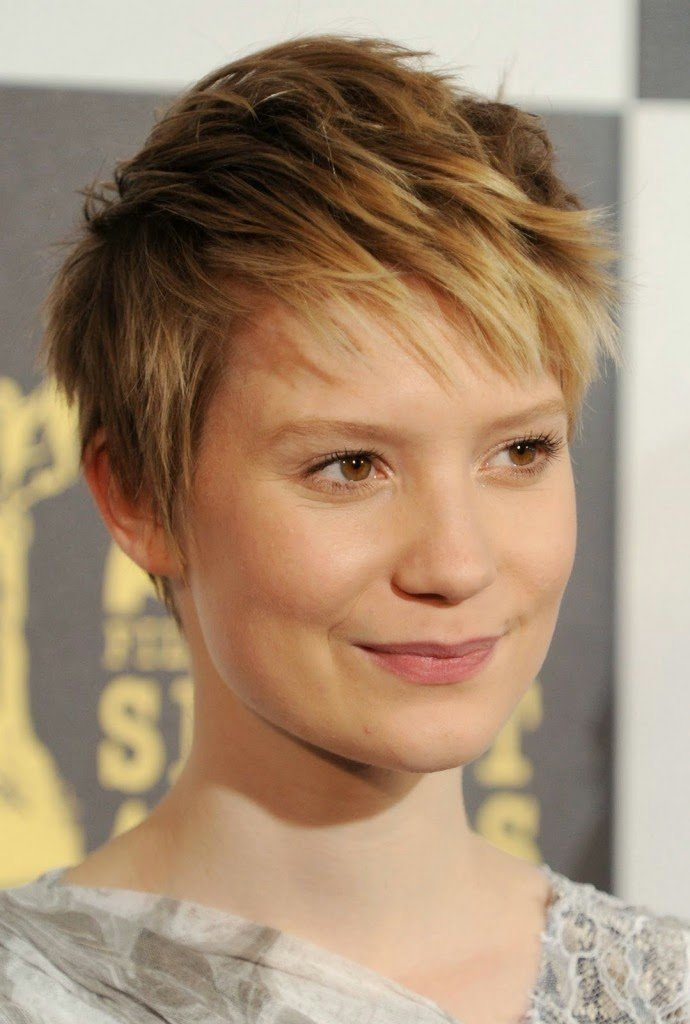 New Trend Hairstyles 2015 New Pixie Haircuts For Older Women 2015 Ideas With Pictures